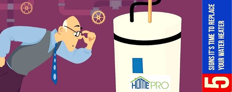 How do you Know When Your Water Heater Needs Replacing